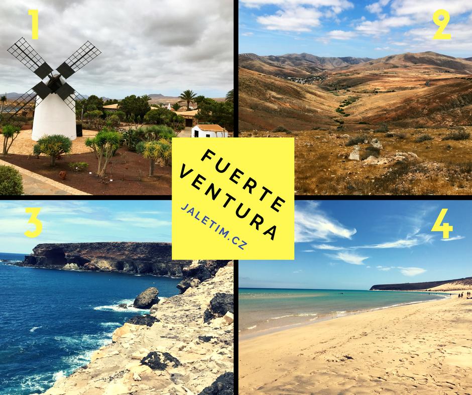 Kanárské ostrovy - nejkrásnější místa